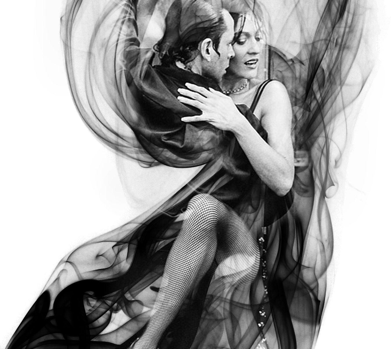 Begnung Mann und Frau